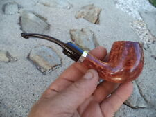 PIPA DON GUSTAVO TOP SMOOTH N 9 MADE IN ITALY PIPE PFEIFE RADICA +KIT SAVINELLI