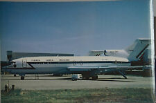 Panair 16 Boeing 727014 Fuerza Aerea Mexicana XC-FAT Postcard