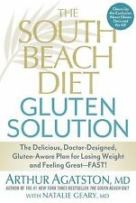 The South Beach Diet Gluten Solution: The Delicious, Doctor-Designed, -ExLibrary