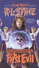 The First Evil (Fear Street Cheerleaders, No. 1) R. L. Stine Mass Market Paperb