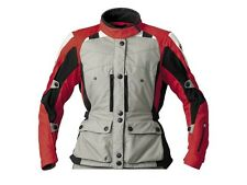 NEW BMW GS Dry Jacket SIZE EU 44 US 14 WOMENS Grey/Red