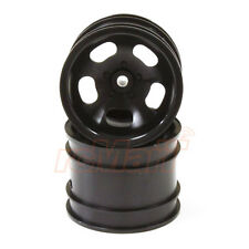 Kyosho Rear Wheel Black BEETLE 2014 EP 2WD 1:10 RC Cars Buggy Off Road #SCH004BK