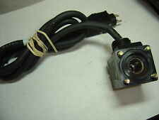 BURKERT 120617Y VALVE PREWIRED MAGNET COIL24 VDC 8 W 6 FT CABLE/CON