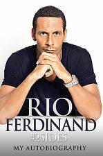 Rio Ferdinand - #2sides - My Autobiography - Manchester United - Football book