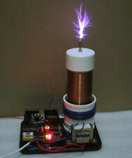 220V Solid State Tesla Coil PLLSSTC phase-locked loop ZVS