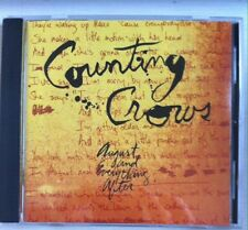 Counting Crows - August & Everything After (CD, Sep-1993, Geffen, VGC)