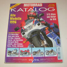 Motorradkatalog 1996 - Ausgabe Nr. 27!