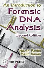 An Introduction to Forensic DNA Analysis, Second Edition-ExLibrary