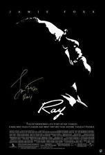 "Jamie Foxx ""Ray"" Autographed Signed Ray Charles Movie Poster ASI Proof"