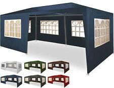 GAZZEBO TENDONE  Tenda Giardino  Impermeabile Parasole 3 x 6m feste