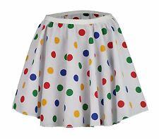 """Childs 15"""" Children In Need fancy dress costume Full Circle Skater Skirt"""