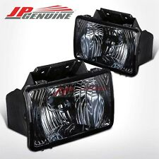 SMOKE LENS OE STYLE BUMPER DRIVING FOG LIGHTS W/ SWITCH FOR COLORADO/CANYON