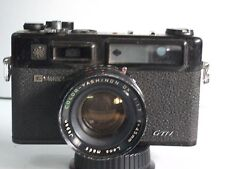 Yashica GTN Rangefinder Camera with 45mm F1.7 Lens in Good Working Condition