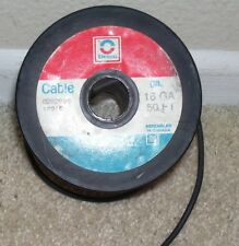 16 Gauge Fusible Link Wire, 5 feet, GM part number 6292996, off 50 foot spool