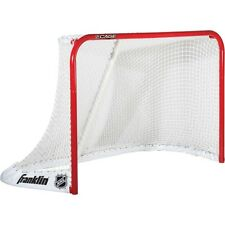 "FRANKLIN SPORTS NHL CAGE 72"" STEEL STREET/ICE HOCKEY GOAL"