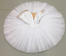 Professional Platter Classical Ballet Tutu Costume Without Decor Custom Measure