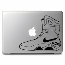 """Back To The Future Mag Shoes Decal Sticker Skin for Macbook Air Pro 13"""" 15"""" 17"""""""