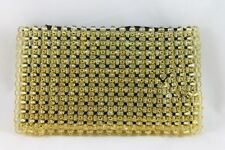 Gorgeous Semi-Precious Beads Evening Party Prom Occasional Purse FREE POSTAGE