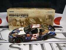 RUSTY WALLACE #2 Milestones 700th Start 2005 Charger 1:24
