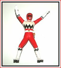 Power Rangers Sentai Hero Vinyl Figure _ Lost Glaxay Red Ranger
