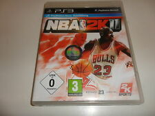 PLAYSTATION 3 PS 3 NBA 2k11 (move compatibile)