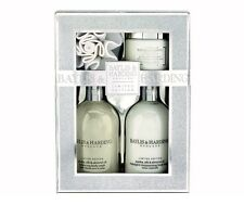 Baylis & Harding London Jojoba Silk & Almond Oil Luxury 4-Piece Gift Set - NEW