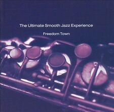 Freedom Town - Ultimate Smooth Jazz Experience (Black Box Jazz) CD NEW