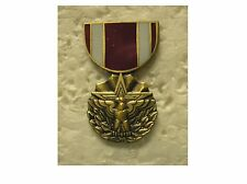MILITARY MEDAL HAT PIN - MERITORIOUS SERVICE MEDAL