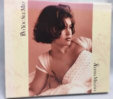 Alyssa Milano Do You See Me? CD & Picture Booklet (CD, 1992, Japan)