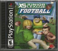 XS Jr. League Football NEW factory sealed Playstation PSX PS1 Junior
