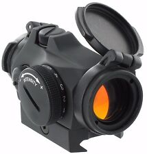 Micro T-2 Aimpoint 2MOA NV Red Dot Sight W/ Integrated Picatinny Mount MFD: 2016