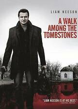 A Walk Among the Tombstones (DVD, 2016)