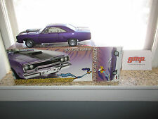 Super Rare! 1/18 GMP 1970 Plymouth Road Runner Hemi, Only 1608 Made! LOOK!