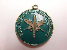 CHALLENGE COIN 203RD MOBILE PUBLIC AFFAIRS DETACHMENT STAND STILL SO WE CAN SHOO