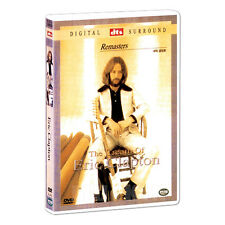 Eric Clapton - THE CREAM OF ERIC CLAPTON (1995) DVD - (*New *Sealed *All Region)