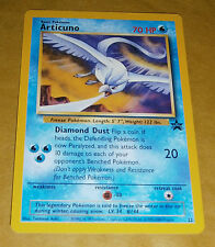 POKEMON BLACK STAR PROMO CARD - #22 ARTICUNO