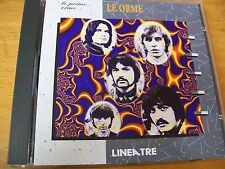 ORME LE PRIME... ORME  CD MINT-  LINEATRE