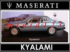 1/43 - Maserati 100 Years Collection : KYALAMI [1976] - Die-cast
