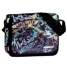 Mistral CALIFORNIA Girls Boys Messenger Satchel School Travel Laptop Surf Bag
