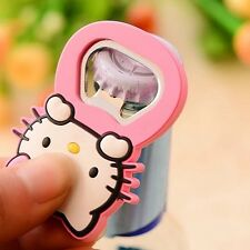Hello Kitty Bottle Opener Tool Fridge Magnet Beer Opener