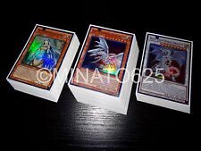 Yugioh Complete Blue-Eyes White Dragon Deck! Alternative Spirit Maiden Azure!!!!