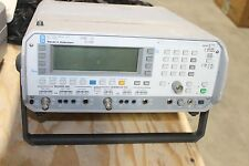 Wandel & Goltermann PSM-37 Selective Level Meter 50HZ-8MHZ