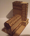 Industrial building Tech centre scenery warhammer 40k table wargames Infinity
