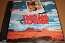 THELMA & LOUISE soundtrack CD ridley scott HANS ZIMMER bb king GLENN FREY sexton