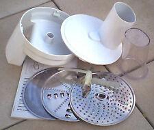 Durchlaufschnitzler für Bosch Küchenmaschine MUM 4 - Neu