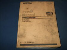 CAT CATERPILLAR 990 WHEEL LOADER PARTS BOOK MANUAL S/N 7HK1-99999