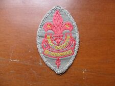 Vintage Australian Scout 1st Class  Proficiency Cloth Badge from the 1960's #