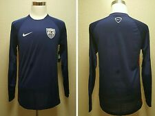 NWT NIKE USA National Team L/S Soccer Training Jersey Mens M