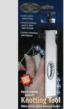 The Bead Buddy Knotting Tool - Professional Quality