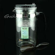 1000ml Kamjove Glass Gongfu Maker Press Art Tea Cup Pot Teapot Infuser TP-200